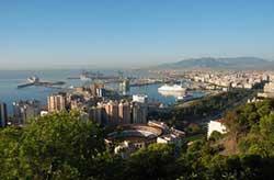 Bilutleie Malaga